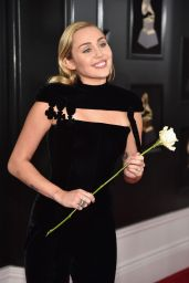 Miley Cyrus – 2018 Grammy Awards in New York