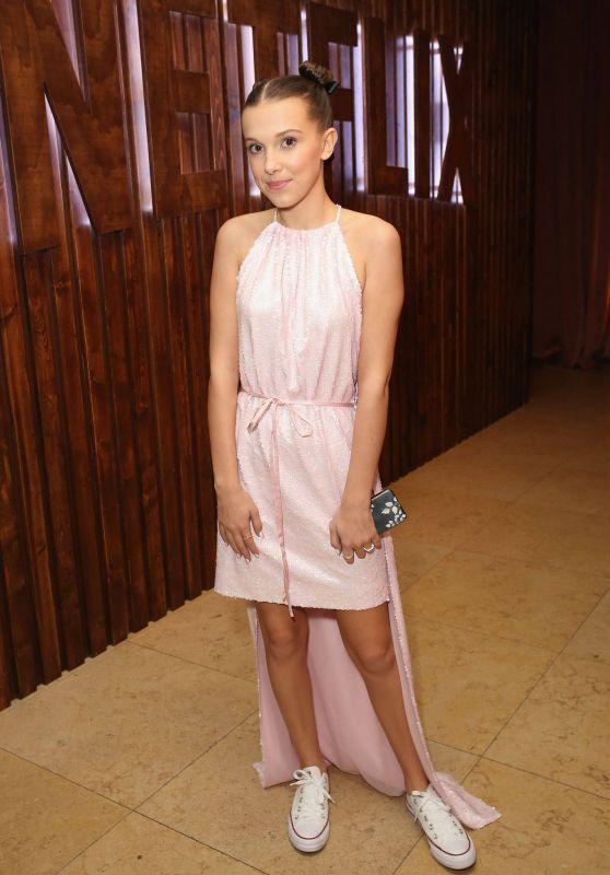 Millie Bobby Brown - 2018 SAG Awards After Party