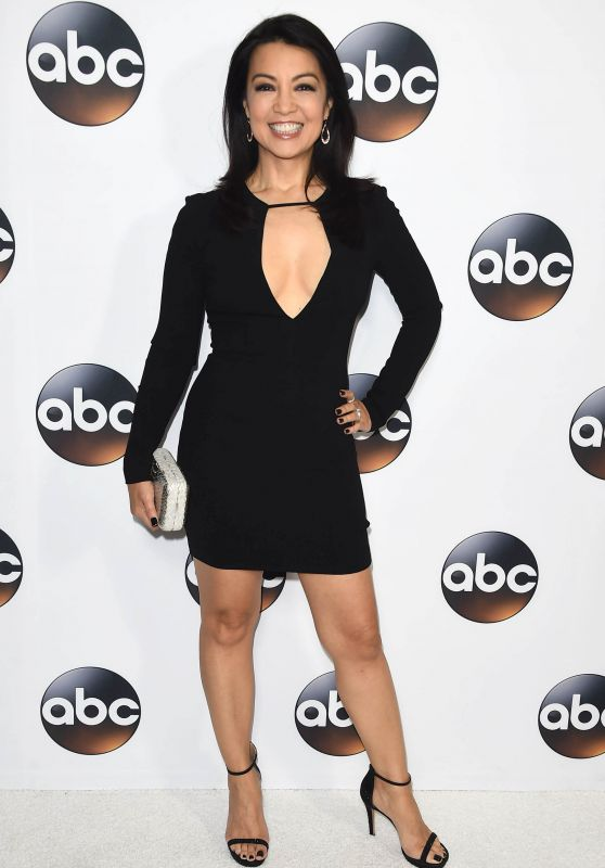 Ming-Na Wen – ABC All-Star Party in LA