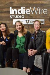 Miranda July – IndieWire Studio at Sundance 2018 in Park City