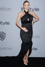 Miranda Kerr – InStyle and Warner Bros Golden Globes 2018 After Party