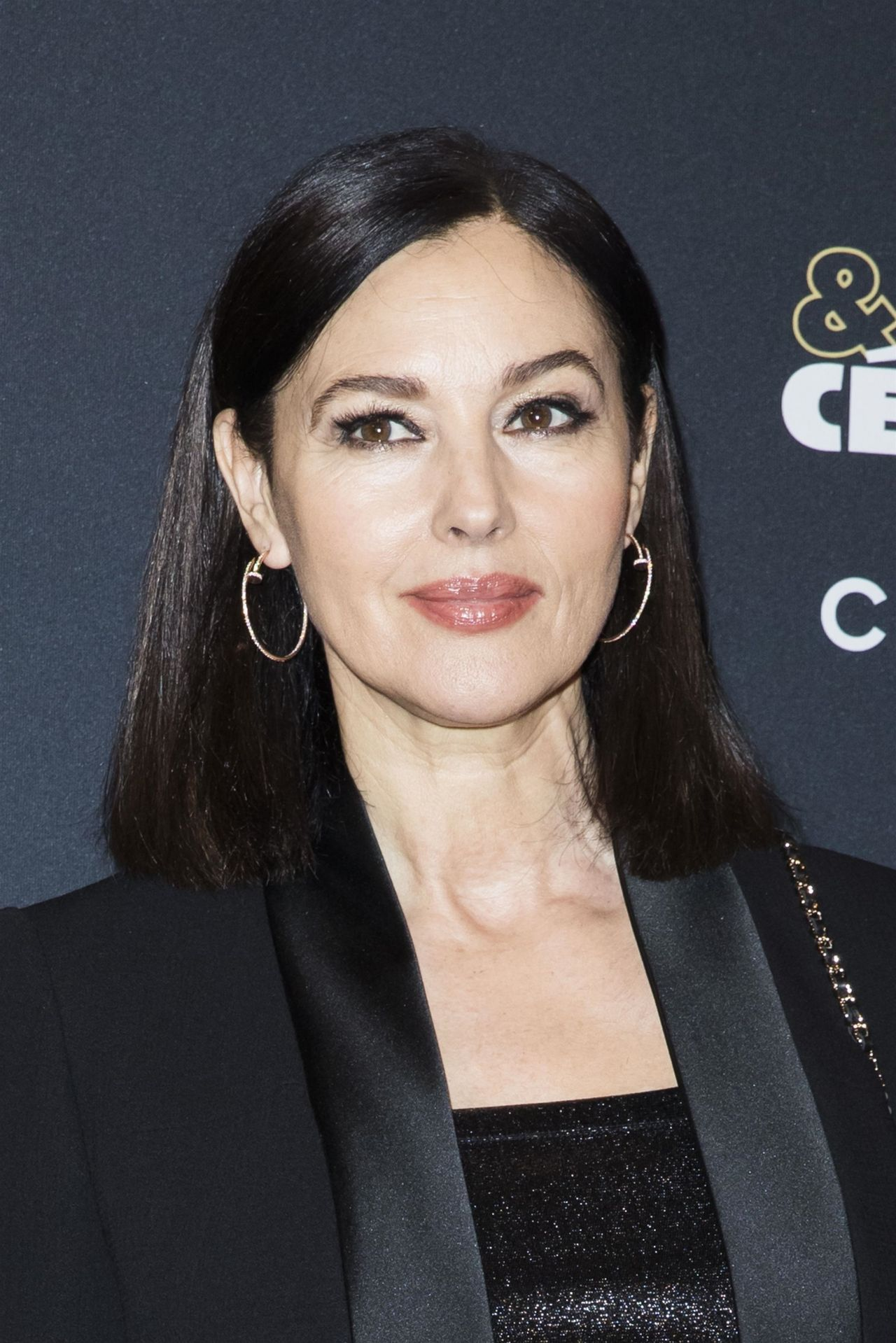 "Monica Bellucci - ""Cesar - Revelations 2018"" Party in Paris Monica Bellucci"