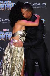 "Nabiyah Be – ""Black Panther"" Premiere in Hollywood"