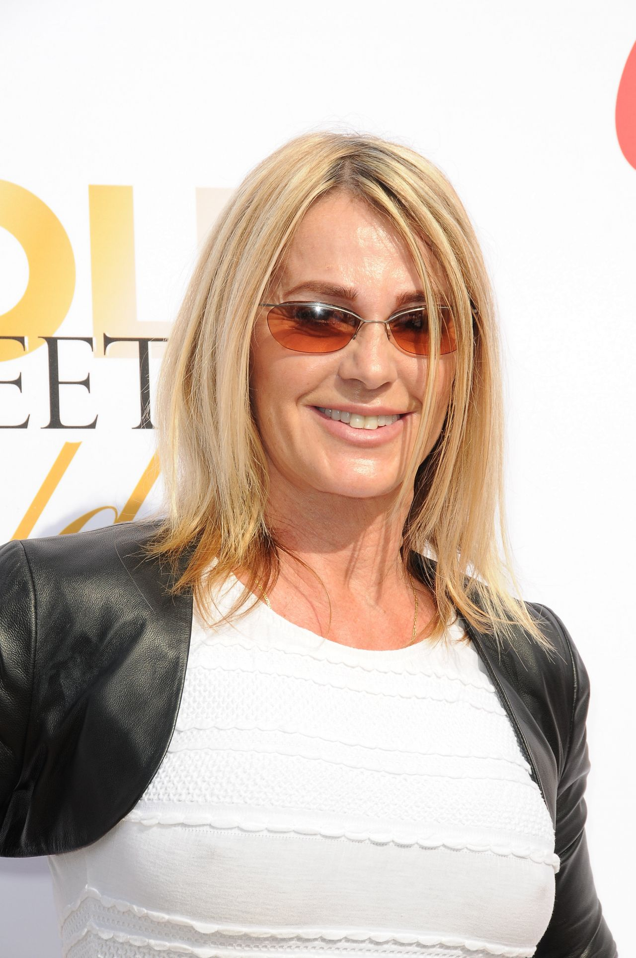 Nadia Comaneci Gold Meets Golden Awards In Los Angeles