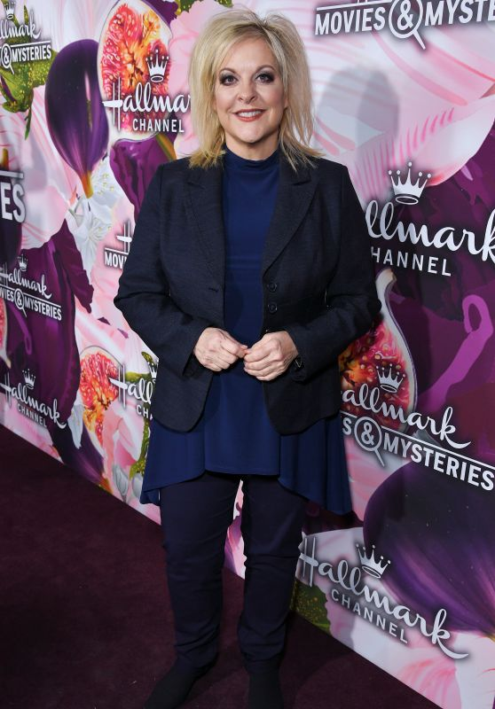 Nancy Grace – Hallmark Channel All-Star Party at the TCA Winter Press Tour in LA