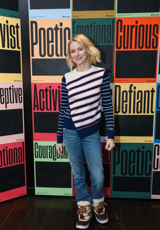 Naomi Watts – IndieWire Studio at Sundance 2018 in Park City