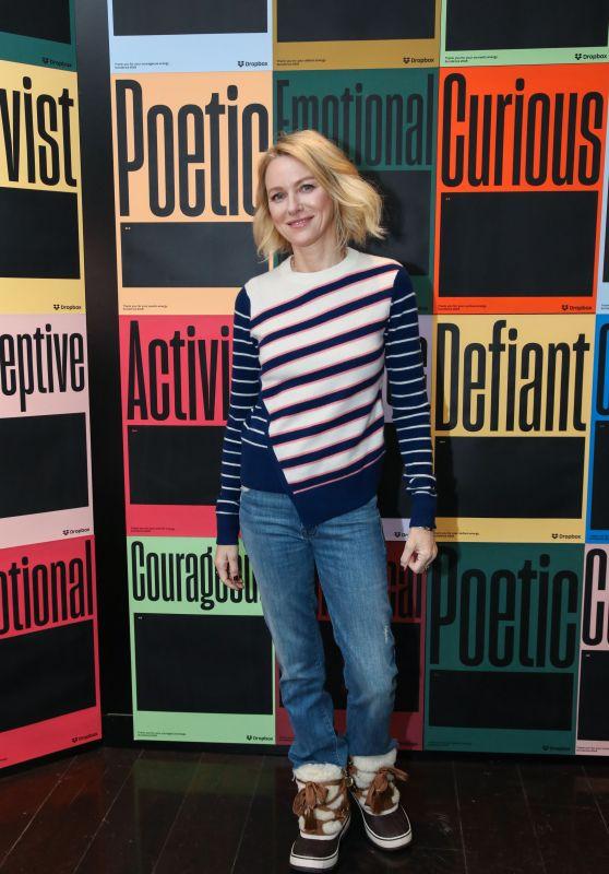 Naomi Watts – IndieWire Studio at Sundance 2018 in Park City