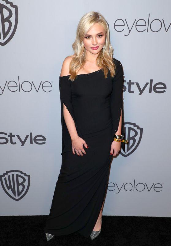 Natalie Alyn Lind – InStyle and Warner Bros Golden Globes 2018 After Party