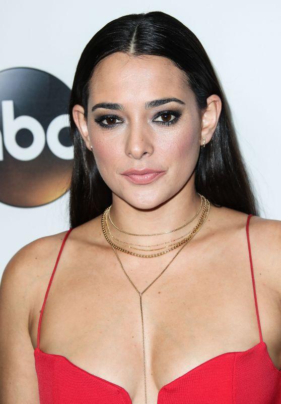 Natalie Martinez – ABC All-Star Party in LA