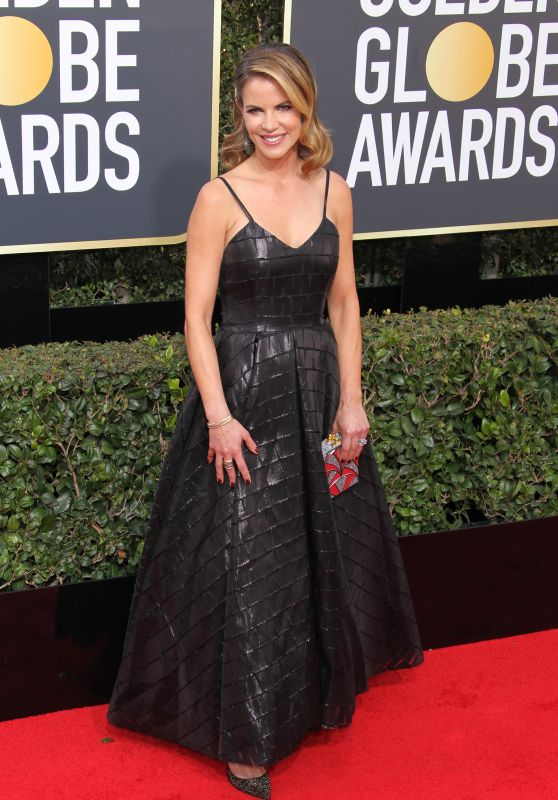 Natalie Morales – Golden Globe Awards 2018