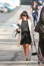 "Natasha Leggero - Arriving at ""Jimmy Kimmel Live"" in Los Angeles"