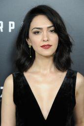 """Nazanin Boniadi and Sara Serraiocco – """"Counterpart"""" Premiere in Los Angeles"""
