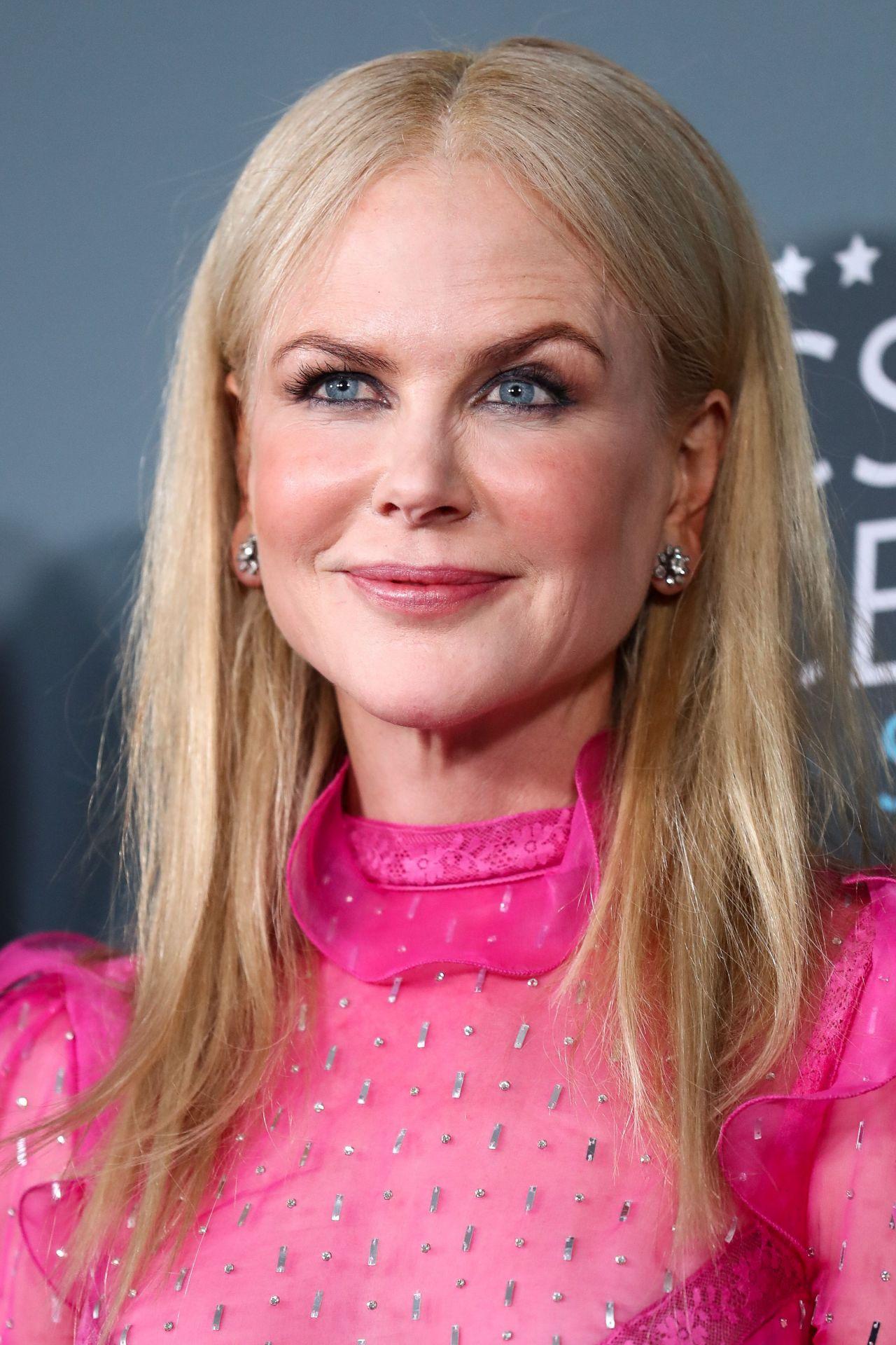 Nicole Kidman 2018 Critics Choice Awards