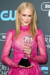 Nicole Kidman – 2018 Critics' Choice Awards
