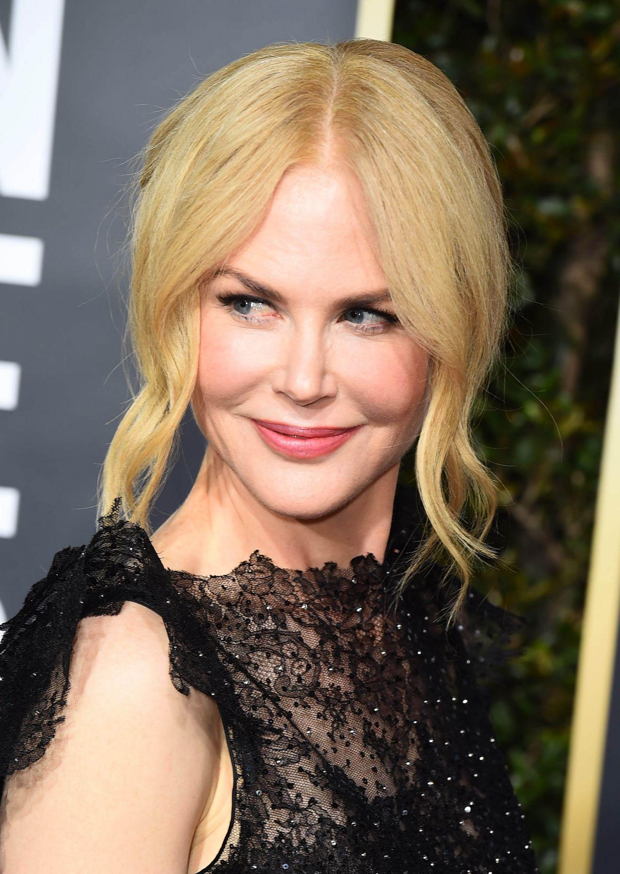 Nicole Kidman – Gold...