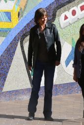 """Nicole Kidman on the Set of """"Destroyer"""" in Los Angeles"""