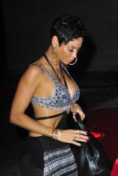Nicole Murphy Night Out Style - Craig