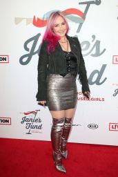 Nikki Lund – Inaugural Janie's Fund Gala & Grammy Viewing Party in LA
