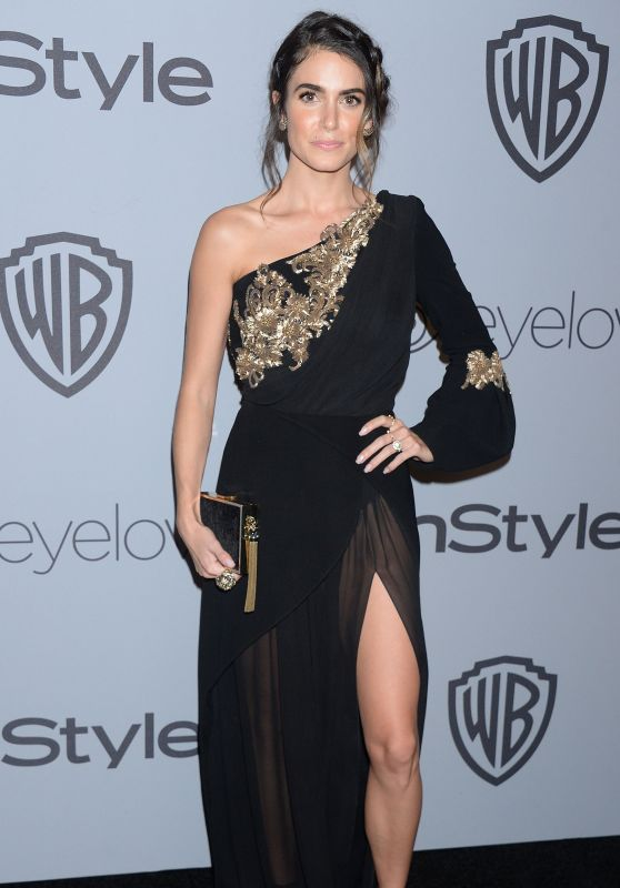 Nikki Reed – InStyle and Warner Bros Golden Globes 2018 After Party