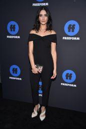 Nikohl Boosheri – 2018 Freeform Summit in Hollywood