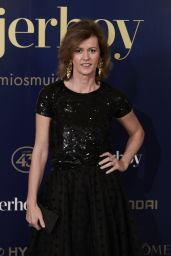 Nuria March – 2018 Mujer Hoy Awards in Madrid