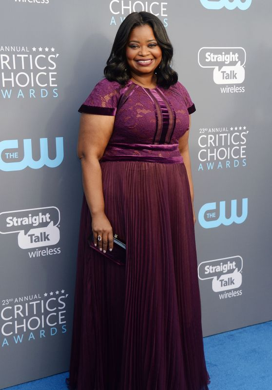 Octavia Spencer – 2018 Critics' Choice Awards