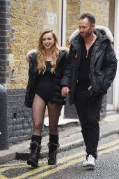 Ola Jordan - Heading To Dance Studio in London
