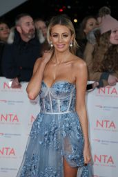 Olivia Attwood – 2018 National Television Awards in London
