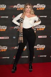 Olivia Buckland – Fast and Furious Live at the O2 Arena in London