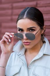 Olivia Culpo Street Fashion - New York 01/24/2018