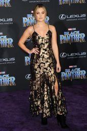 "Olivia Holt - ""Black Panther"" Premiere in Hollywood"