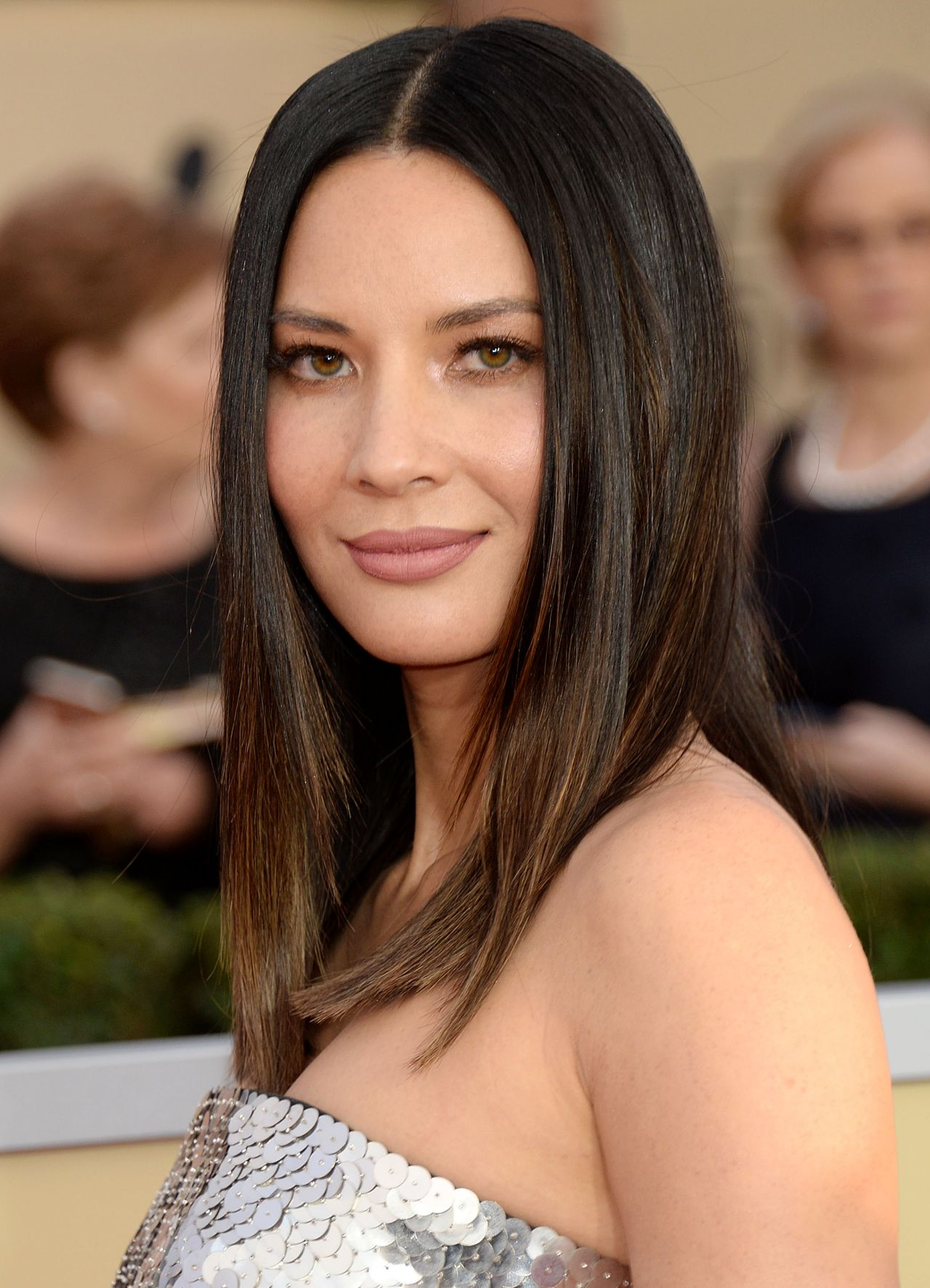 Olivia Munn 2018 Sag Awards In La