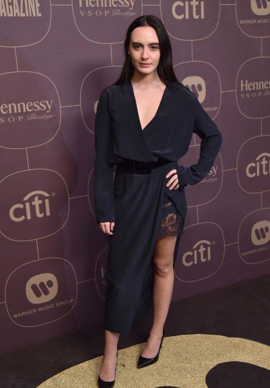 Olivia Perez – Warner Music Pre-Grammy 2018 Party in New York