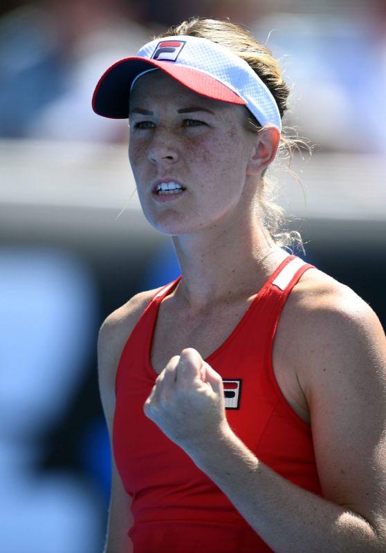 Olivia Rogowska – Australian Open Tennis Tournament in Melbourne