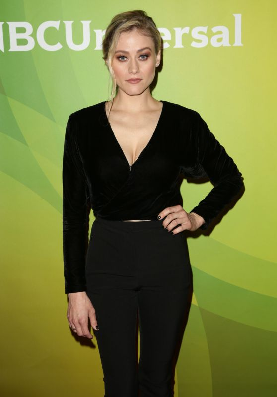 Olivia Taylor Dudley - NBC Universal TCA Winter Press Tour in Los Angeles