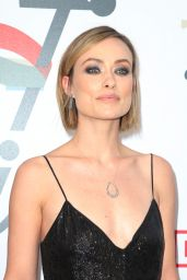 Olivia Wilde – Inaugural Janie's Fund Gala & Grammy Viewing Party in LA