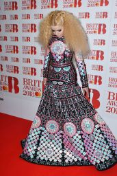 Paloma Faith - The BRIT Awards Nominations Launch Party in London
