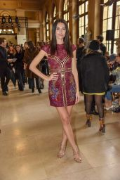 Paola Turani - Georges Hobeika Haute Couture Spring Summer 2018 Show in Paris