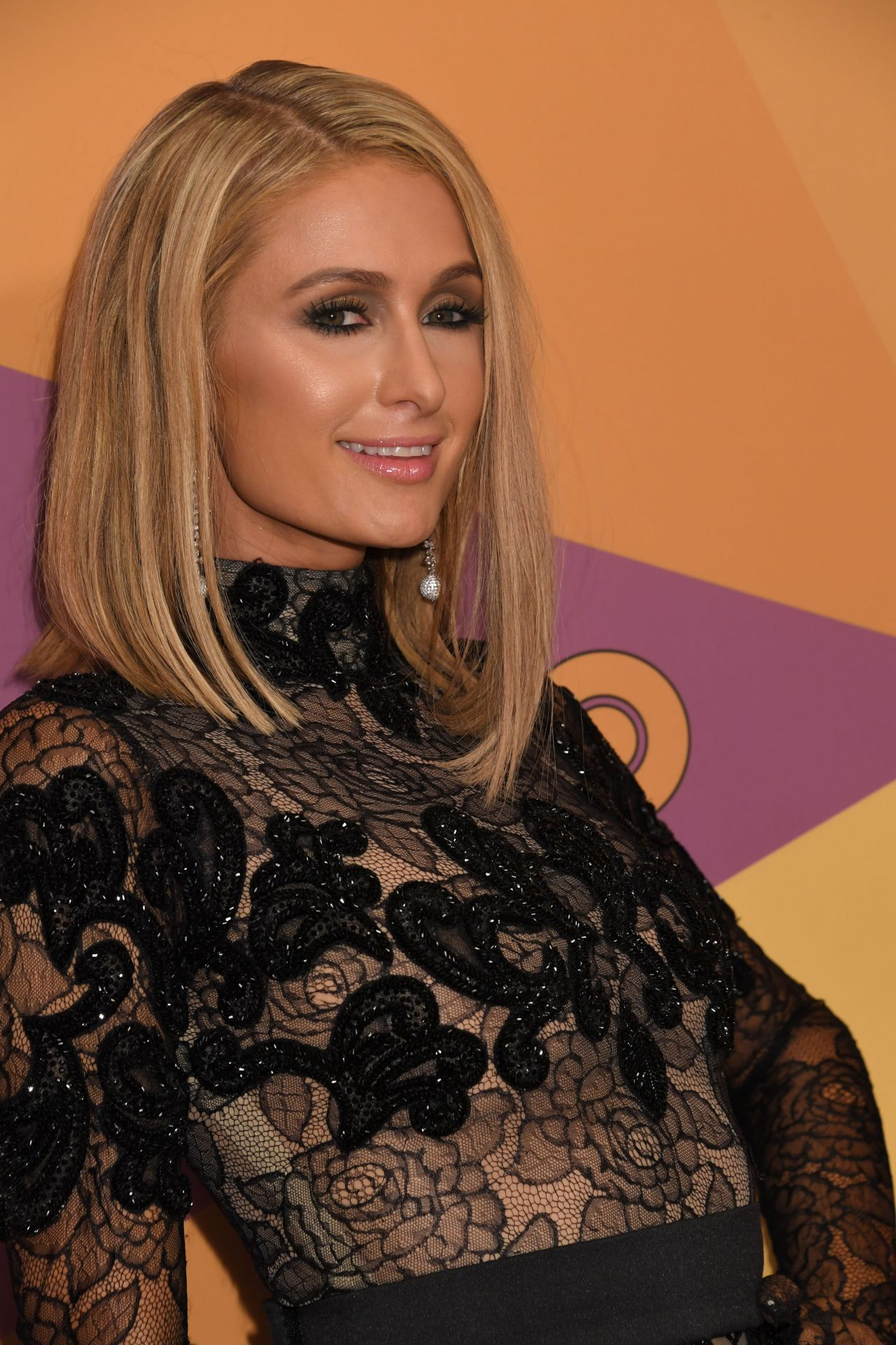 Paris Hilton – HBO's Official Golden Globe Awards 2018 ... Paris Hilton