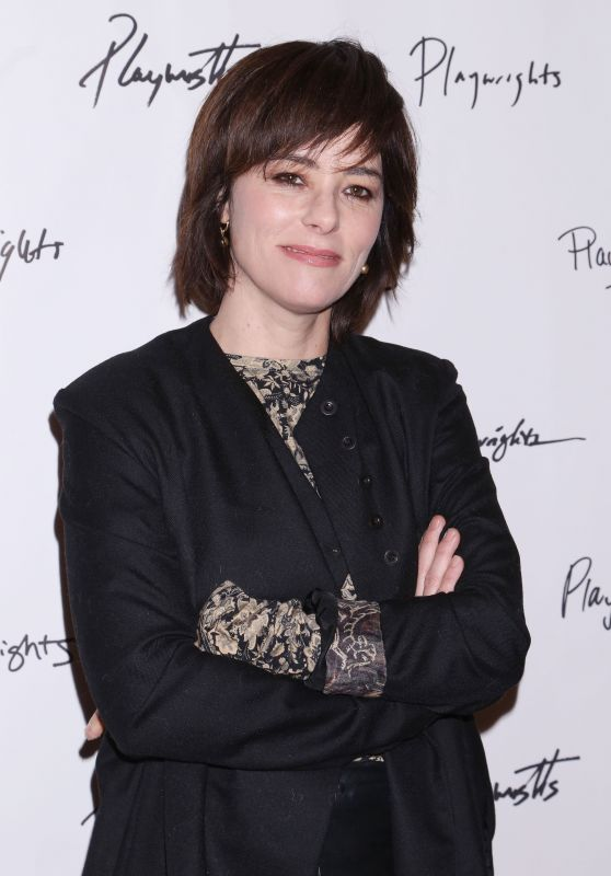 Parker Posey - Mankind at Playwrights Horizons Theatre Opening Night in NYC