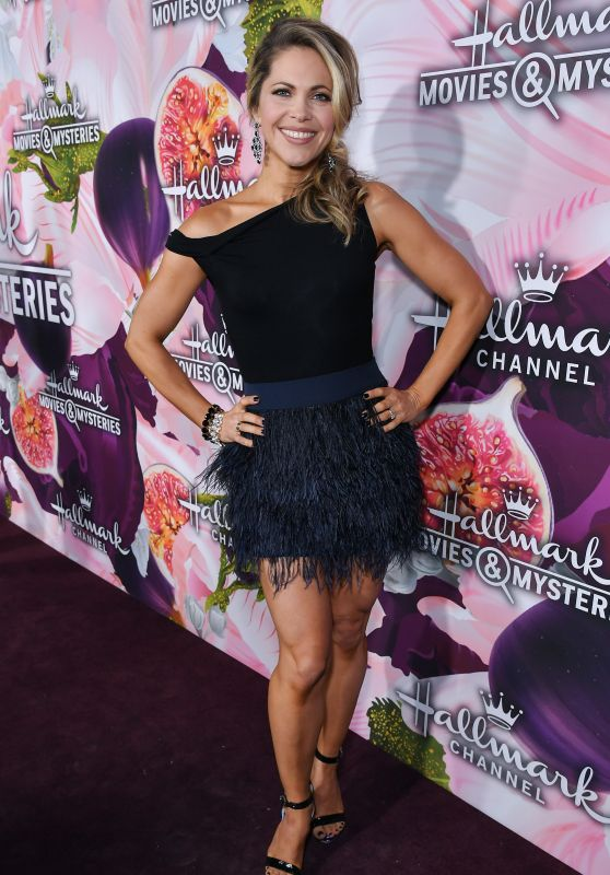 Pascale Hutton – Hallmark Channel All-Star Party at the TCA Winter Press Tour in LA