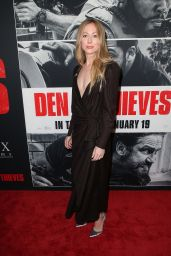 "Paten Hughes – ""Den of Thieves"" Premiere in LA"