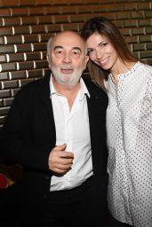 Patricia Campi – Jean-Paul Gaultier Fashion Show in Paris 01/24/2018