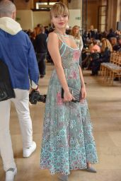 Pauline Baly – Georges Hobeika Haute Couture Spring Summer 2018 Show in Paris
