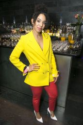 """Pearl Mackie - """"The Birthday Party"""" Play Press Night in London"""