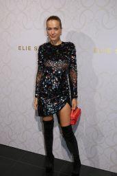 Petra Nemcova - Elie Saab 2018 Haute Couture Spring/Summer Show in Paris
