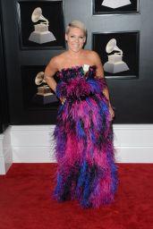 Pink – 2018 Grammy Awards in New York
