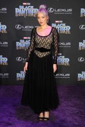 """Pom Klementieff – """"Black Panther"""" Premiere in Hollywood"""
