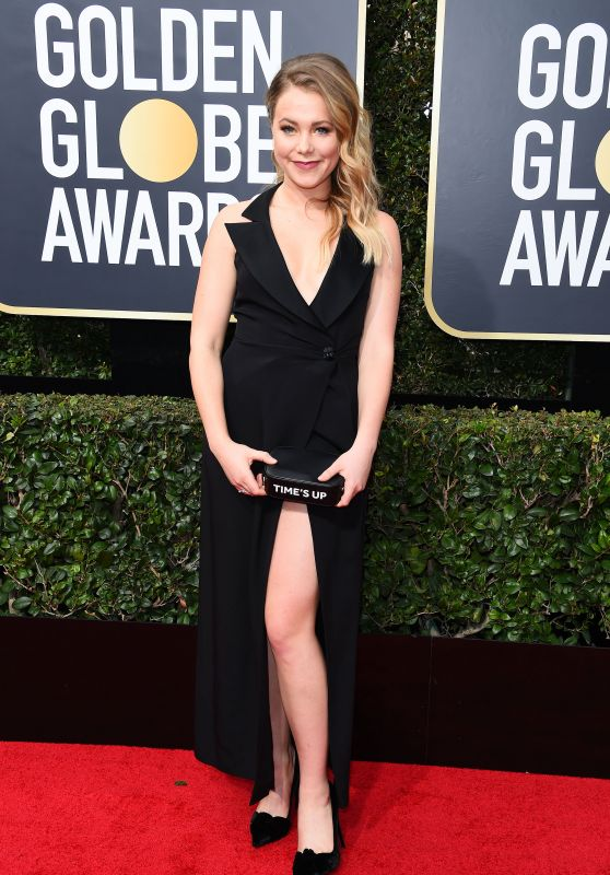 Poppy Jamie – Golden Globe Awards 2018