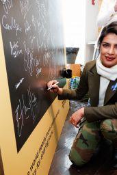 Priyanka Chopra - IndieWire Studio at the Sundance 2018 in Park City